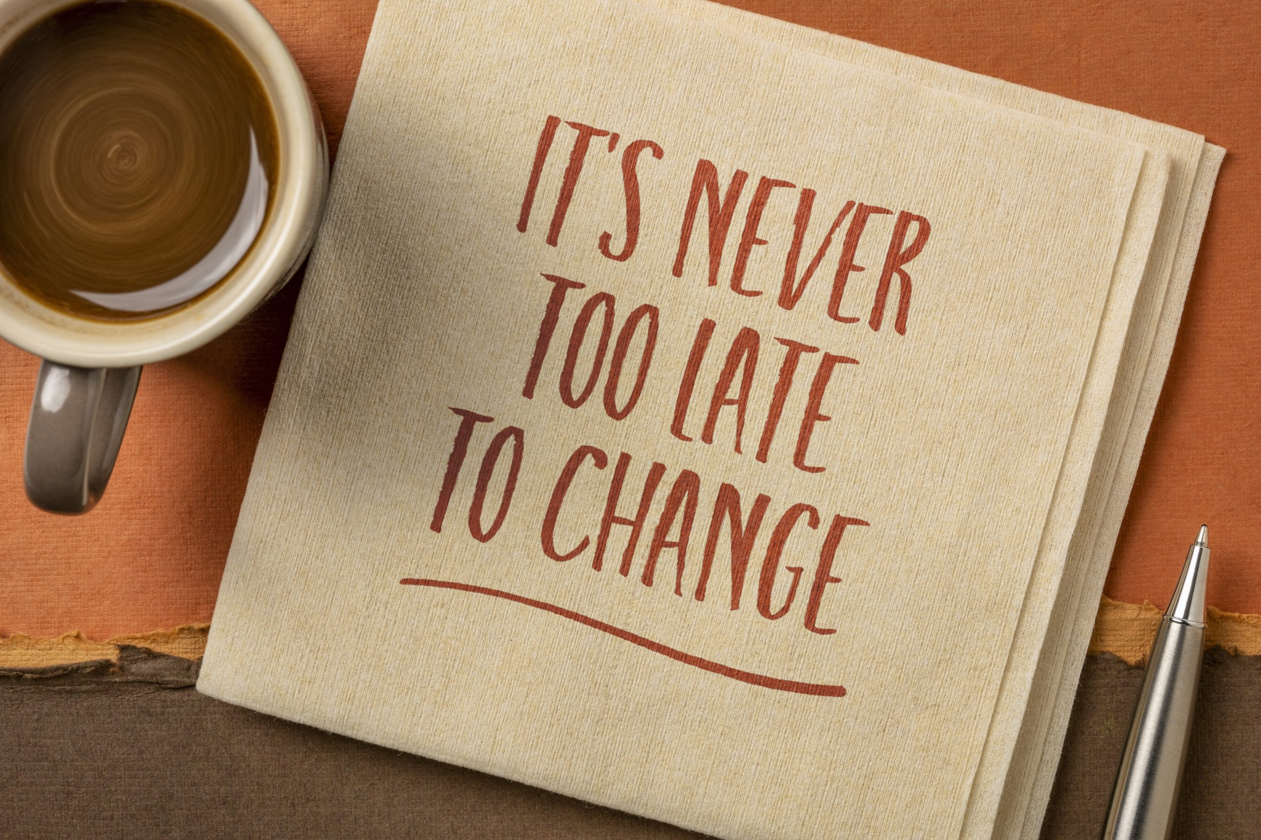 It's never too late to change your Medicare insurance.